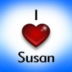 Susan I Love You