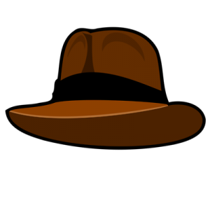 Topi Saya Bundar
