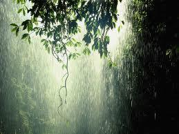 Waktu Hujan Sore Sore